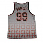 Gray Basketball Jersey
