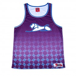 Purple Basketball Jersey