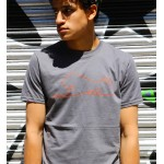Charcoal Men's Silhouette T-Shirt