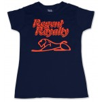 Women's Navy Logo T-Shirt