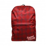 Cherry Lion Pattern Backpack
