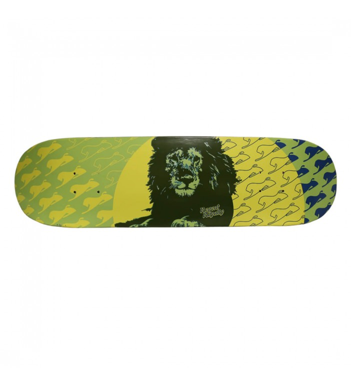 Green Lion Skateboard Deck