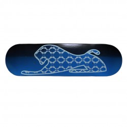 Pattern Lion Skateboard Deck with Grip Tape